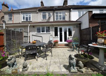 Thumbnail 4 bed terraced house for sale in Norbury Avenue, Thornton Heath, Surrey