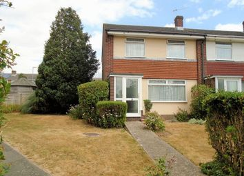Thumbnail 4 bed end terrace house for sale in Green Walk, Fareham