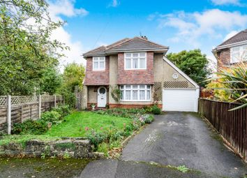 Thumbnail 4 bed detached house for sale in Radway Crescent, Upper Shirley, Southampton