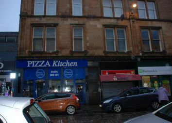Thumbnail 2 bed flat to rent in West Blackhall Street, Greenock