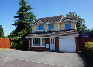 Thumbnail 4 bed detached house for sale in Parc Hafod, Llanymynech