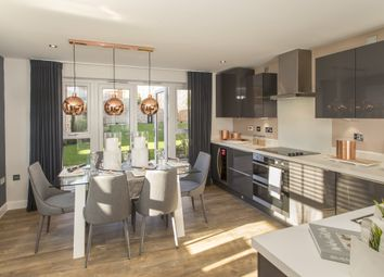 "Thumbnail 3 bed end terrace house for sale in ""Brentford"" at Station Road, Methley, Leeds"
