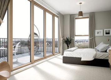 Thumbnail 2 bedroom flat for sale in Temple Street, Keynsham, Bristol