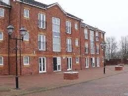 Thumbnail 2 bed flat to rent in Evergreen Court, Cramlington
