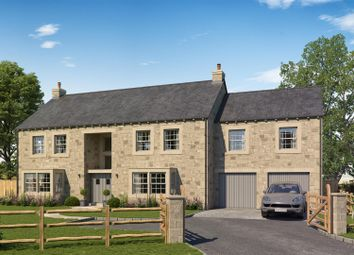 Thumbnail 5 bed property for sale in West House Gardens, Birstwith, Harrogate
