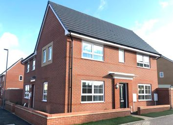 "Thumbnail 3 bed semi-detached house for sale in ""Ennerdale"" at Burney Drive, Wavendon"