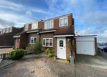 3 bed semi-detached house for sale in Yeats Close, Royston SG8