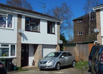 Thumbnail 4 bed end terrace house to rent in Winterborne Road, Abingdon