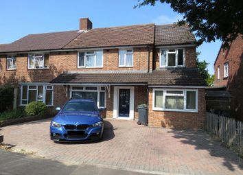 Thumbnail 5 bed semi-detached house for sale in Ilex Walk, Hayling Island