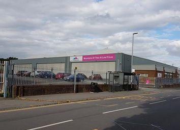 Thumbnail Light industrial to let in Metro 50, Clough Street, Hanley, Stoke On Trent