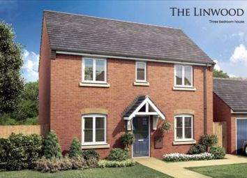 Thumbnail 3 bed detached house for sale in The Linwood, Wardentree Lane, Pinchbeck, Spalding