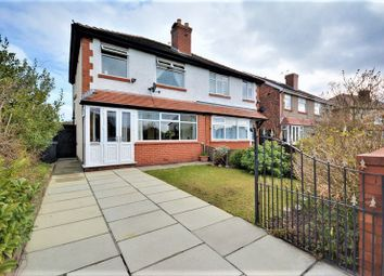 Thumbnail 3 bedroom semi-detached house for sale in Oakwood Drive, Ainsdale, Southport