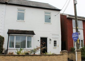 Thumbnail 2 bed maisonette for sale in Wharf Road, Ash Vale