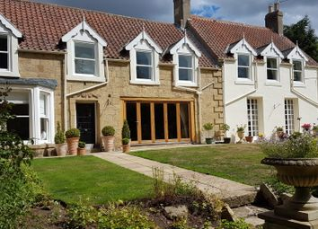 Thumbnail 4 bed semi-detached house for sale in Hepscott, Morpeth, Northumberland