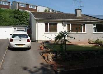 Thumbnail 2 bed semi-detached bungalow for sale in Grange Road, Paignton