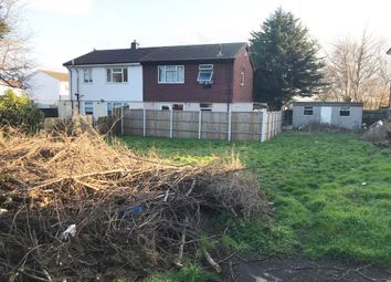 Thumbnail Land for sale in Land, 8A Brook Avenue, Dagenham, Essex