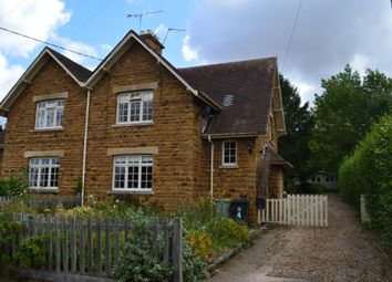 Thumbnail 3 bed cottage to rent in Main Street, Woolsthorpe By Belvoir
