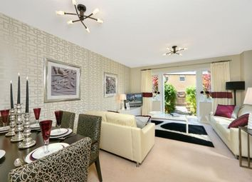"Thumbnail 3 bed semi-detached house for sale in ""Norbury"" at Sutton Way, Whitby, Ellesmere Port"