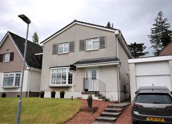 Thumbnail 3 bed detached house for sale in Moredun Drive, Paisley