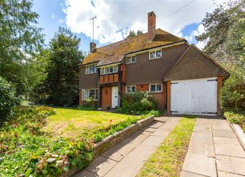 Thumbnail 3 bed detached house for sale in Luton Road, Harpenden, Hertfordshire