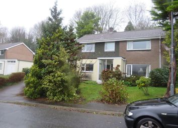 Thumbnail 3 bed detached house for sale in Tregalister Gardens, St. Germans, Saltash