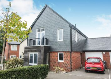 Thumbnail 4 bed detached house for sale in Buttercup Drive, Polegate