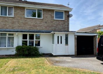 Thumbnail 2 bed property to rent in St Marks Road, North Worle, Weston-Super-Mare