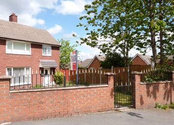 Thumbnail 3 bed semi-detached house for sale in Duke Street, Biddulph, Staffordshire