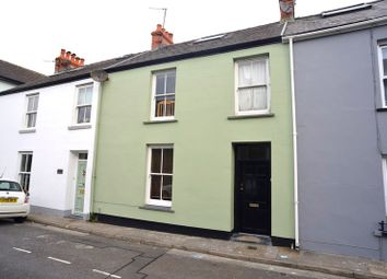 Thumbnail 3 bed terraced house for sale in Park Place, Tenby, Pembrokeshire