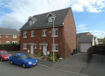 Thumbnail 4 bed semi-detached house to rent in St. Dunstans Close, Griffithstown, Pontypool
