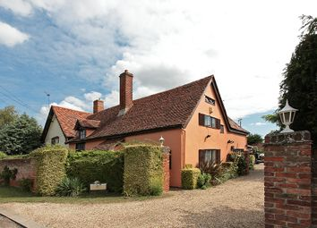 Thumbnail 4 bed semi-detached house for sale in Old London Road, Copdock, Ipswich, Suffolk