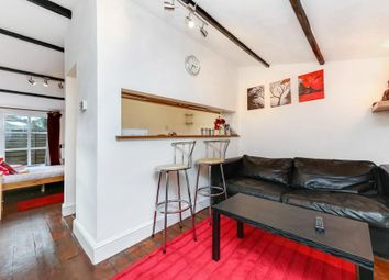 Thumbnail 1 bed semi-detached house to rent in Cromwell Close, Harvard Road, London