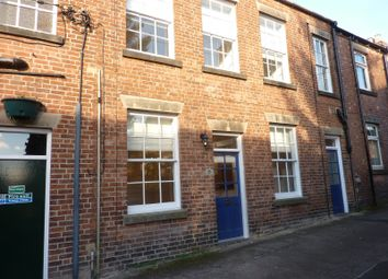 Thumbnail 2 bed property to rent in Town Hall Yard, Ashbourne, Derbyshire