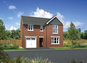 "Thumbnail 4 bed detached house for sale in ""Glenmore"" At Arrowe Park Road, Upton, Wirral CH49, Upton, Wirral,"