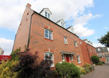 Thumbnail 5 bed detached house for sale in Costard Avenue, Heathcote, Warwick