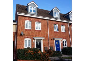 Thumbnail 3 bed end terrace house for sale in Lychgate Close, Tamworth