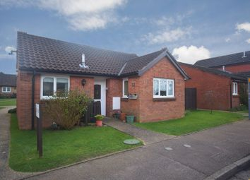 Thumbnail 2 bed bungalow for sale in Churchfield Green, Norwich