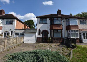 Thumbnail 3 bedroom property to rent in Bibury Road, Birmingham, West Midlands