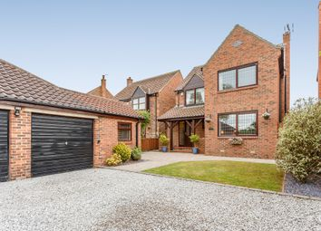 Thumbnail 4 bed detached house for sale in Main Street, Ryther, Tadcaster