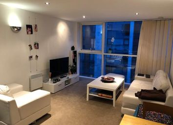Thumbnail 1 bed flat to rent in Western Gateway, Royal Victoria Docks, London