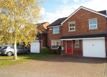 Thumbnail 4 bed detached house to rent in Friars Walk, Tamworth