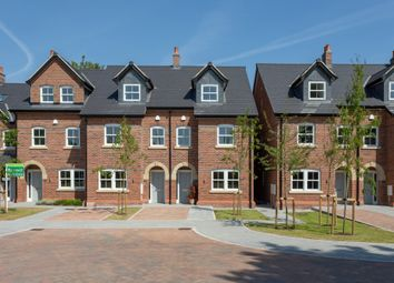 Thumbnail 3 bed town house for sale in Plot 3, The Orchard, 50 Cedarfield Road
