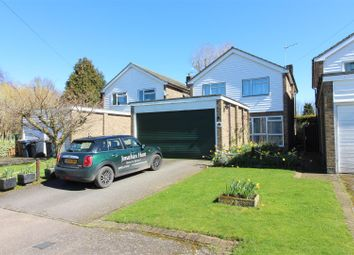 Thumbnail 4 bed detached house for sale in London Road, Buntingford