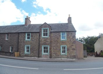Thumbnail 2 bed semi-detached house for sale in South Green, Spittalfield, Perthshire