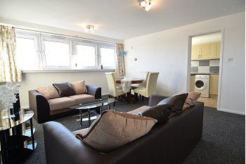 Thumbnail 2 bed flat to rent in Clydesdale Tower, City Centre, Birmingham