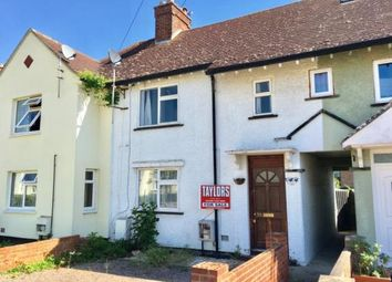 Thumbnail 3 bedroom terraced house for sale in Mattocke Road, Hitchin, Hertfordshire, England
