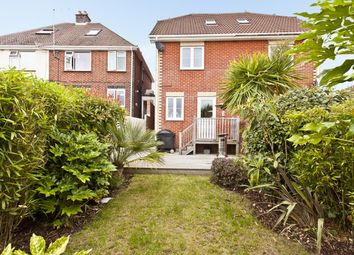 Thumbnail 4 bedroom semi-detached house for sale in Salisbury Road, Poole