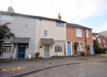 Thumbnail 2 bed terraced house for sale in Meynell Road, Quorn, Loughborough