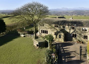 Thumbnail 4 bed cottage for sale in Lenacre Lane, Emley Moor, Huddersfield, West Yorkshire
