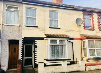 Thumbnail 3 bed terraced house for sale in Maitland Place, Cardiff
